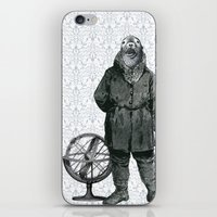 To The Edge Of The End And Back iPhone & iPod Skin