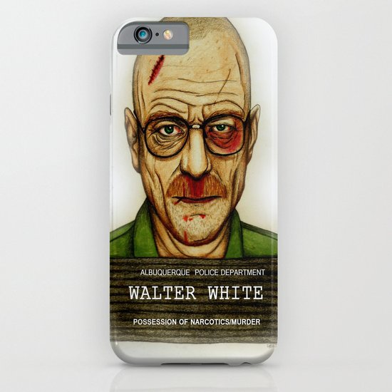 Breaking Bad. iPhone & iPod Case