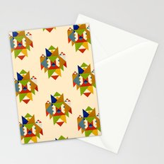 Beyond the Sea Pattern Stationery Cards