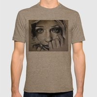The Goodbye Girl (VIDEO… Mens Fitted Tee Tri-Coffee SMALL