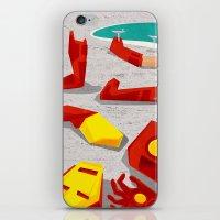 Iron-Mod iPhone & iPod Skin