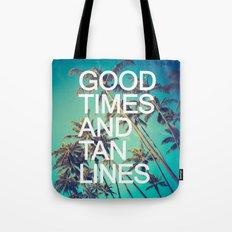 Good Times Tote Bag
