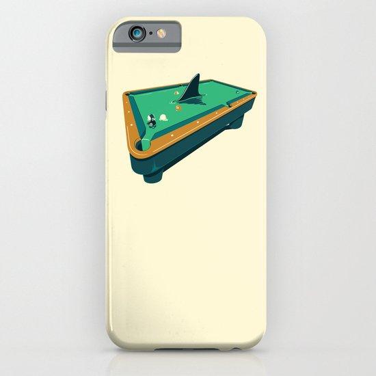 Pool shark iPhone & iPod Case