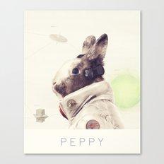 Star Team - Peppy Canvas Print