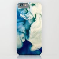 iPhone & iPod Case featuring Blue Sea by Anna Wand