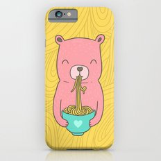 Noodle Bear iPhone 6 Slim Case