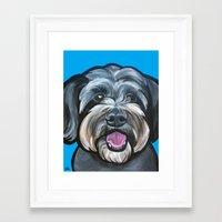 Sprocket Framed Art Print
