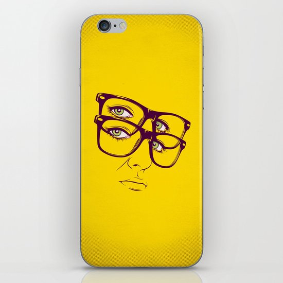 Y. iPhone & iPod Skin