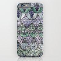 Watercolour Pattern1 iPhone 6 Slim Case