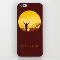 Solaire (Dark Souls) iPhone & iPod Skin