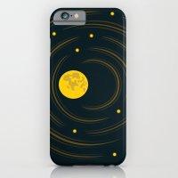 Moon And Stars Dream iPhone 6 Slim Case