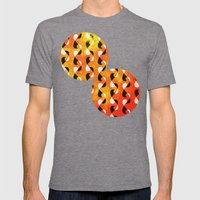 Circus Mens Fitted Tee Tri-Grey SMALL