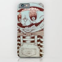 iPhone & iPod Case featuring Kitty Fun by Killer Napkins