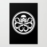 Hydra Trooper Canvas Print