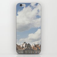 Summer in the city iPhone & iPod Skin