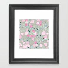 BP 22 Pebbles Framed Art Print