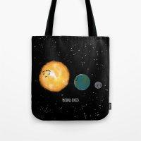 Moonzoned Tote Bag