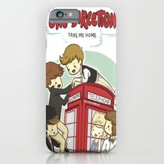 Take Me Home Cartoon One Direction Slim Case iPhone 6s