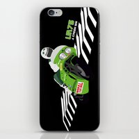 Kawasaki  iPhone & iPod Skin