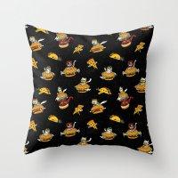 I Can Haz Cheeseburger S… Throw Pillow