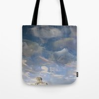 Semiotic Sky  Tote Bag