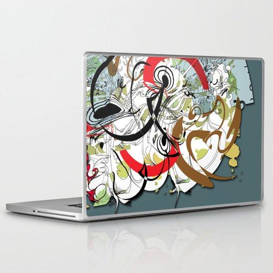abstract Laptop & iPad Skin