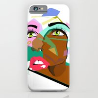iPhone & iPod Case featuring Anyone: I N  B L A C K  by DAndhra Bascomb