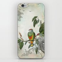 Nest Builders iPhone & iPod Skin