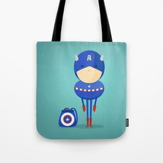 My dreaming hero! Tote Bag