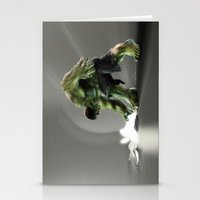 Puny Apple..... Stationery Cards