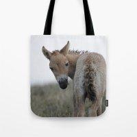 Baby Przewalski's Horse Tote Bag