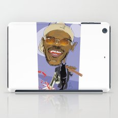 Samuel L Jackson iPad Case