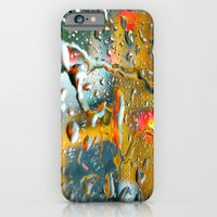 iPhone & iPod Case featuring 'CLASSIC NYC TAXI' by Dwayne Brown