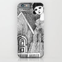 Girl On The Top Of Her H… iPhone 6 Slim Case