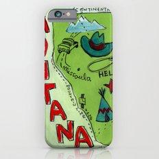MONTANA iPhone 6s Slim Case