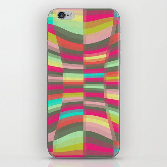 Spectacle iPhone & iPod Skin