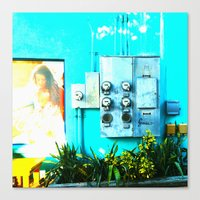 #KEY WEST POETRY By Jay … Canvas Print