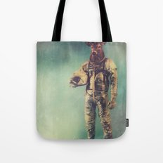 Without Words Tote Bag