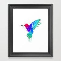 Sweet Nectar  Framed Art Print