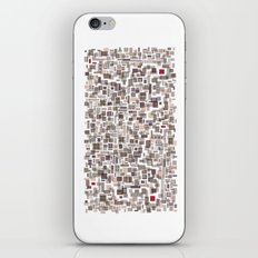 Mapping home 3 iPhone & iPod Skin