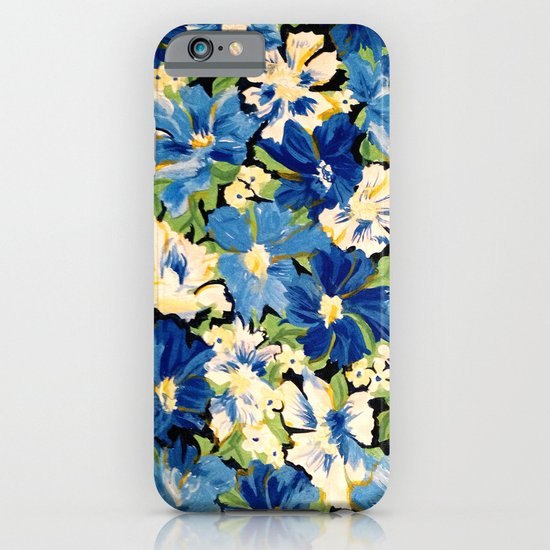 Flower Fabric iPhone & iPod Case