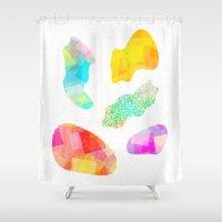 Semisoft Shower Curtain