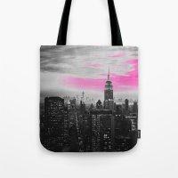 PINK New York Tote Bag