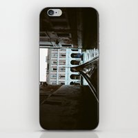 VENICE III iPhone & iPod Skin