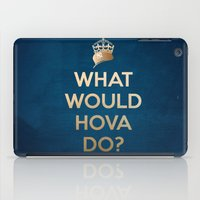 What Would Hova Do? - Jay-Z iPad Case