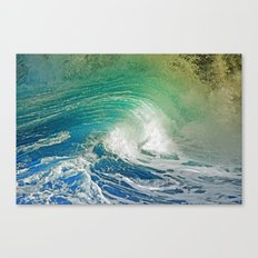 WAVE JOY 2 Canvas Print