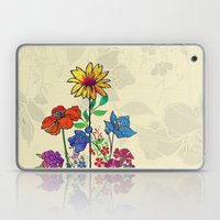 Flower Tales 5 Laptop & iPad Skin