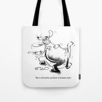 Human Style Tote Bag