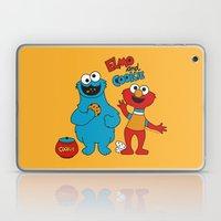 Elmo & Cookie Fan Art Laptop & iPad Skin