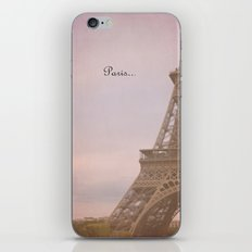 Paris... iPhone & iPod Skin